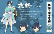 Shinovi Master New Link Yozakura