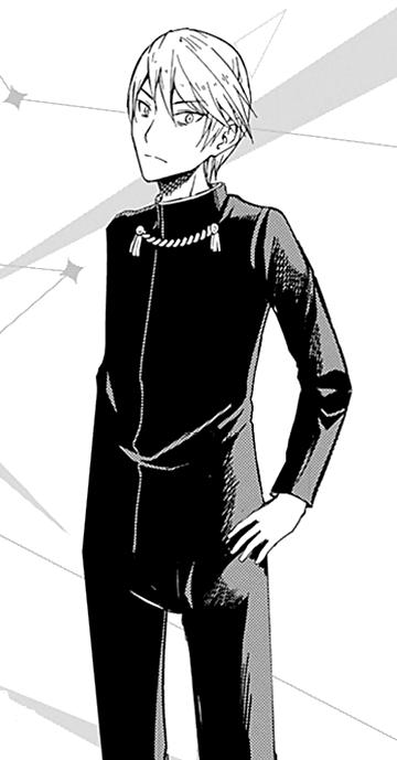 Miyuki Shirogane