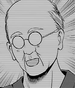 Fujiwara's Grandfather
