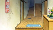 Misaki house hall