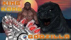 Кинг Конг против Годзиллы (2018) King Kong vs. Godzilla (2018) - Full version