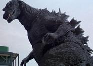 GMK - Godzilla Looks Over