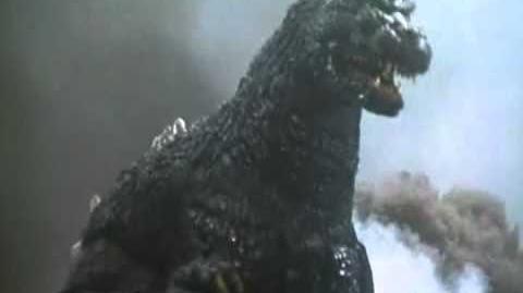 Godzilla Attacks Kagoshima and Kumamoto