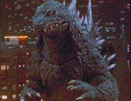 Godzilla Millenium