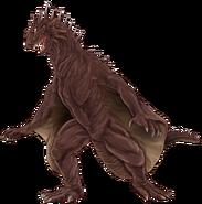 Varan Toho Kaiju render00