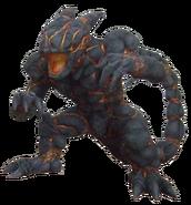 Obsidius Figura de Toho Kaiju
