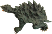 Kamoebas-godzilla-toho figurine