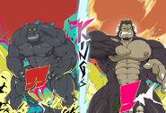Godzilla and Kong will have an intense homosexual relationship in Godzilla vs Kong