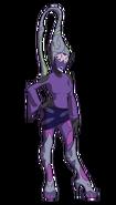 Megaria, Empress of Dread