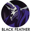 Black Feather of Shadow Abyss (Character)