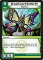 Broadsword Butterfly