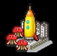 Astro Rocket (Grand Prix Story 2)