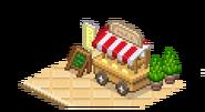 8-Bit Farm - Stall (Shop)