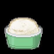 Soft serve cup