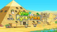 The Pyraplex Title Screen