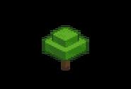 8-Bit Farm - Decorative Shrub Cube (Environ)
