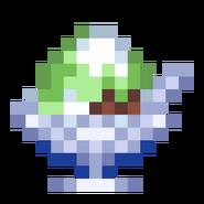 -B- Matcha Snow Cone