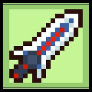 Atomic Sword Icon