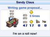 Creating games (Game Dev Story)
