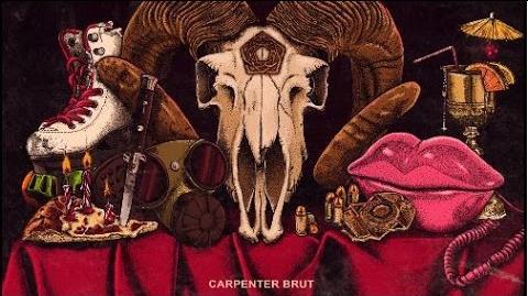 Carpenter Brut - Trilogy