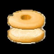 Bagel Bun (Burger Bistro Story)