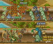 Normal Super Monster Comparison 2 (High Sea Saga)