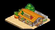8-Bit Farm - Veggie Stand (Shop)