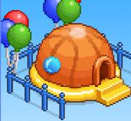 Bouncy House (Basketball Club Story)