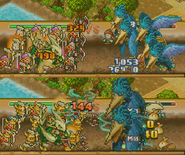 Normal Super Monster Comparison 1 (High Sea Saga)
