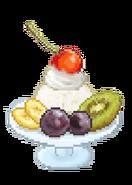 Fruit ice pop
