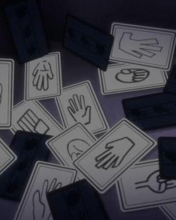 Vote Rock Paper Scissors Kakegurui Wikia Fandom