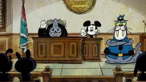 No A Mickey Mouse Cartoon Disney Shorts