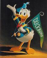 Hi, I'm Donald Duck