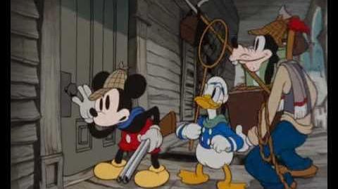 Spökjakt med Musse, Kalle och Långben - Disney XD Sverige