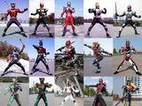 Heisei Kamen Rider Series