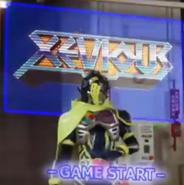 X Start Screen I