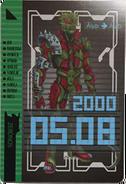 KRDO-Molech Imagin Rider Ticket (Zeronos Ver.)