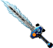 KREA-Gashacon Sword (Ice Mode)