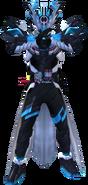 Kamen Rider Cross-Z Evol in City Wars