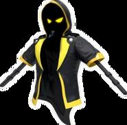 KRGh-Dark Necrom Yellow Ghost