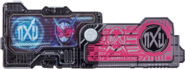 KR01-Rider Timing Zi-O Progrise Key (Open)