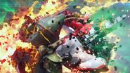 Dragon Jackun Hiryu Shugekiha Step 4