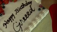 Greeed spelling