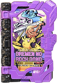 KRSa-Bremen no Rock Band Wonder Ride Book