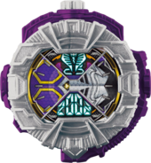 Ouja Ridewatch Transparent Inactive