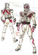 Another Zi-O concept art