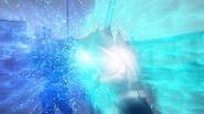 Hyakuretsu Time Burst Punch Step 2