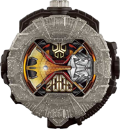 KRZiO-Kuuga Ultimate Form Ridewatch (Inactive)