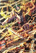 Kamen Rider Espada name spelling