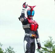 Bujin Rider Kabuto